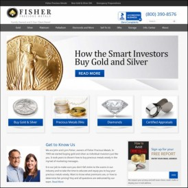 Fisher Precious Metals Reviews