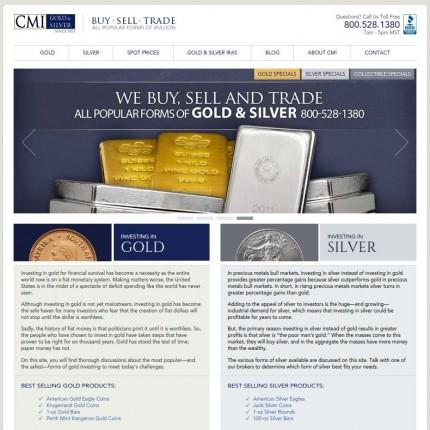 CMI Gold & Silver Inc