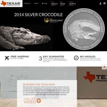 Texas Precious Metals