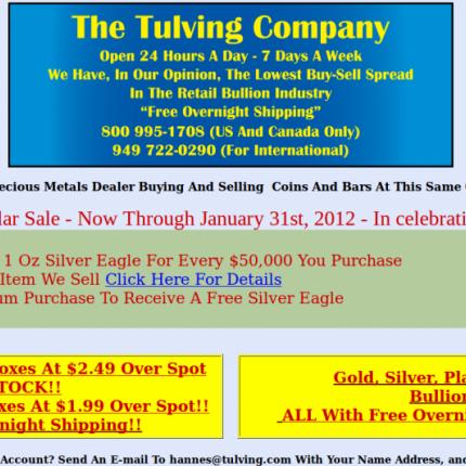 Tulving (Closed)