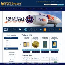 US Gold Bureau