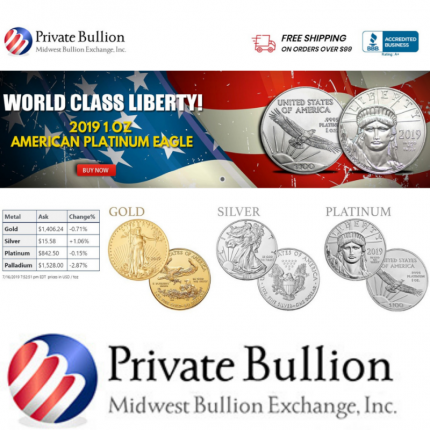 Private Bullion (Midwest Bullion Exchange)