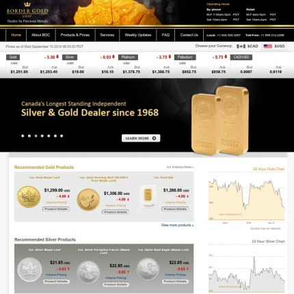 Border Gold